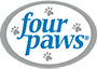 FourPaws logo, pet food, Cadet Pet